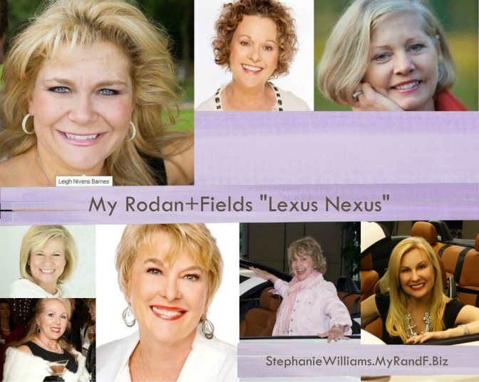 My Rodan+Fields Team Of Lexus Car Achievers Are Palm Beach Bound And Taking New Leaders With Us!